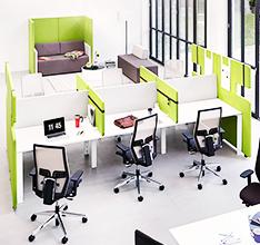 space meubles de bureau konig neurath ag buromobel systeme