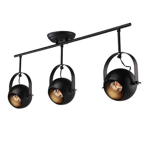 Lnc modern edison vintage style 3 light track lighting ceiling light lnc modern edison vintage style 3 light track lighting ceiling light aloadofball Image collections