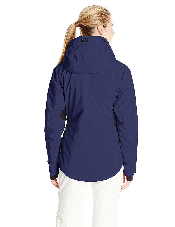 e126aaceec6 Amazon.com  Helly Hansen Women s Motion Stretch Ski Winter Jacket  Sports    Outdoors