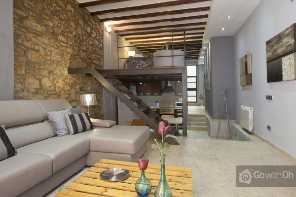 Loft con gran terraza de 40m2 cerca de Sagrada Familia ...