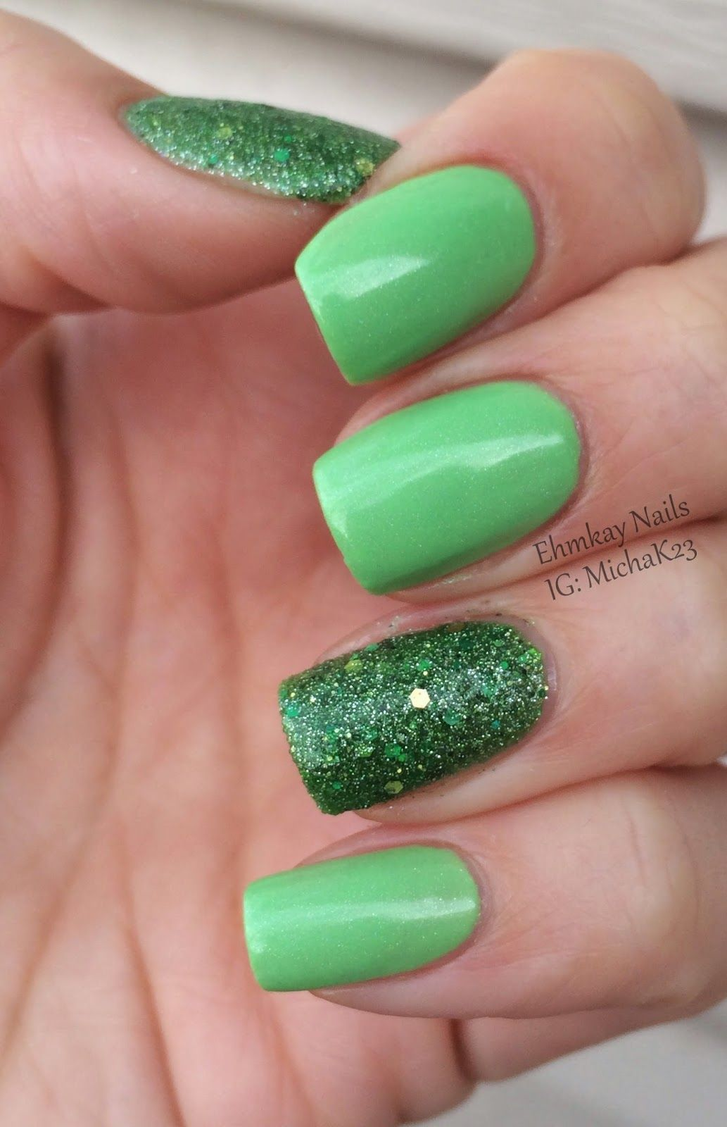 Red Dog Designs Pog Mo Thoin and Blarney Stone http://ehmkaynails ...