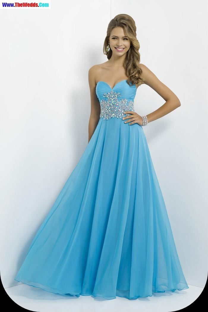 Light blue Cheap Prom Dresses Under 50 | Prom Dresses | Pinterest ...
