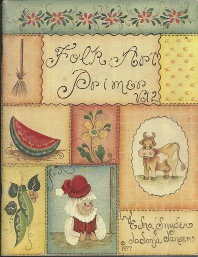 Folk art Primer 2 - Ana Pintura 2 - Веб-альбомы Picasa