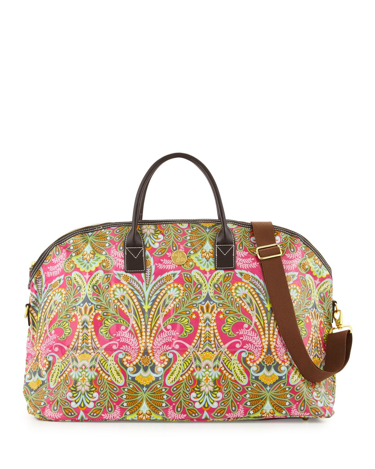 ccf8046f3c95 Anna Griffin Printed Large Duffle Bag