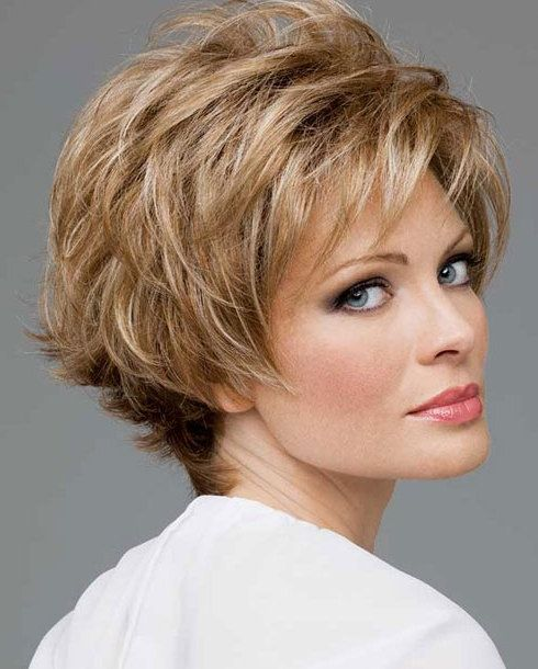 Awe Inspiring Short Hairstyles 2016 For Womens Over 50 For Women Short Hair Hairstyle Inspiration Daily Dogsangcom