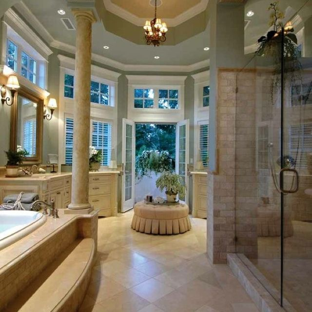 Beautiful Master Bathrooms Exterior most beautiful bathroom ever! <3 | dream home and rooms (in my