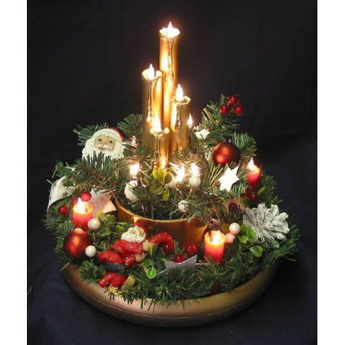 Images For Christmas Table Centerpieces Bing Images