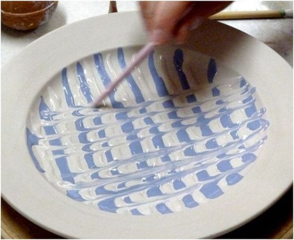 45 Easy and Beautiful Pottery Painting Ideas for Beginners #potterypaintingideas