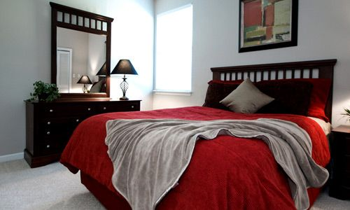 Big Ideas for Small Bedroom Spaces is part of Big bedroom Red - Designing a small bedroom is indeed challenging especially if the homeowner demands for big storage spaces  Aside from the space, you also have to think