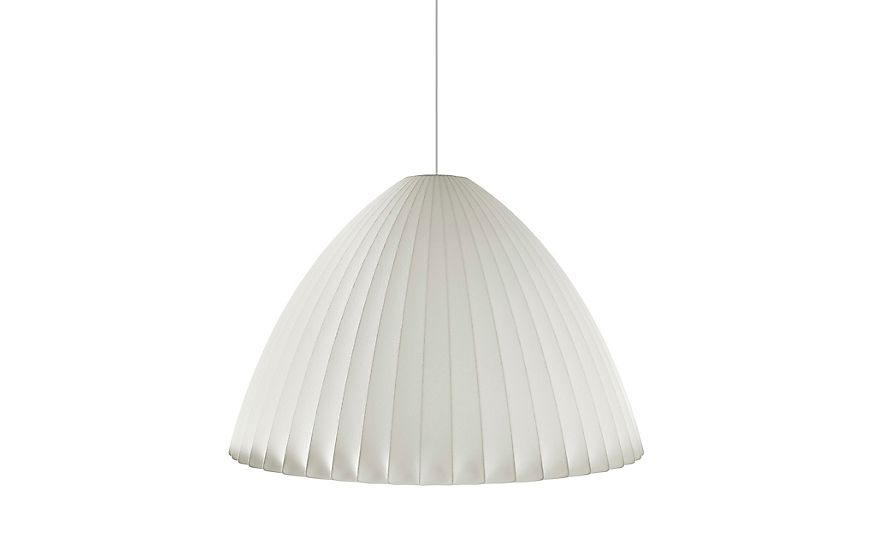 Herman Miller Nelson Bell Pendant Lamp Extra Large At Dwr In 2020 Pendant Lamp Nelson Bubble Lamp Lamp Design