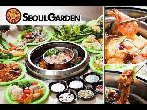 SEOUL GARDEN SINGAPORE, HALAL BUFFET BBQ AND STEAMBOAT, FAMILY ...