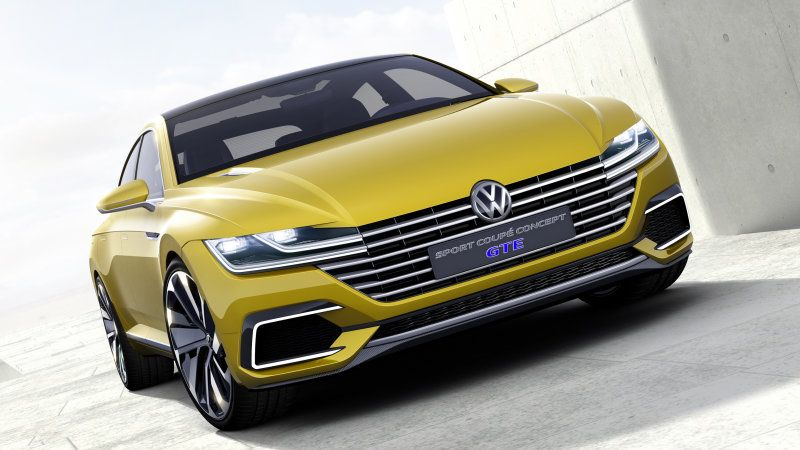 VW Sport Coupe Concept GTE 'marks beginning of a new