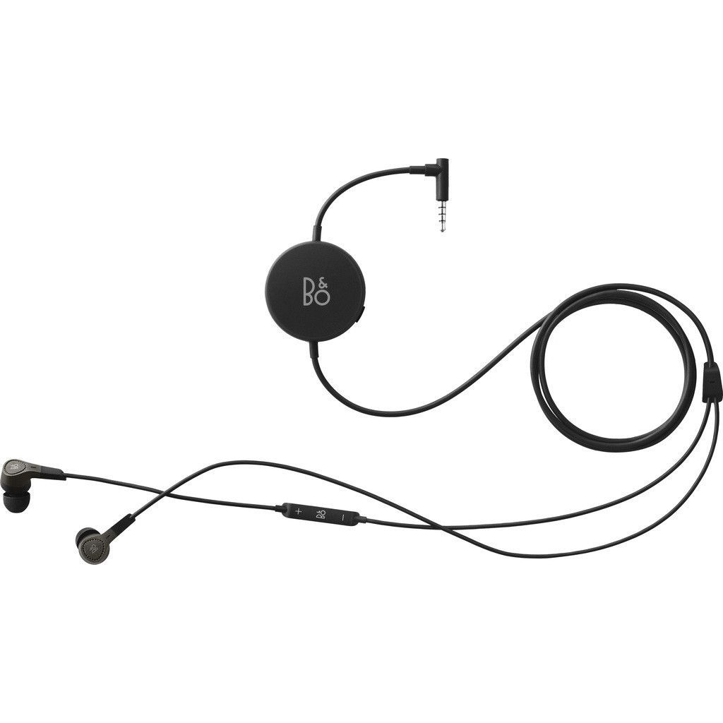 ea69d1b850a Bang & Olufsen Beoplay H3 ANC In-Ear Headphones with Microphone | Gunmetal  Gray