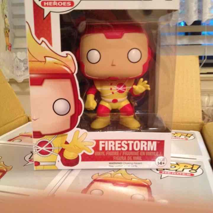 Firestorm Super Heroes DC Funko Pop - Mercari: Anyone can
