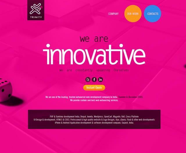 Design Inspiration Trends Web Design Web Development Design Web Design Agency