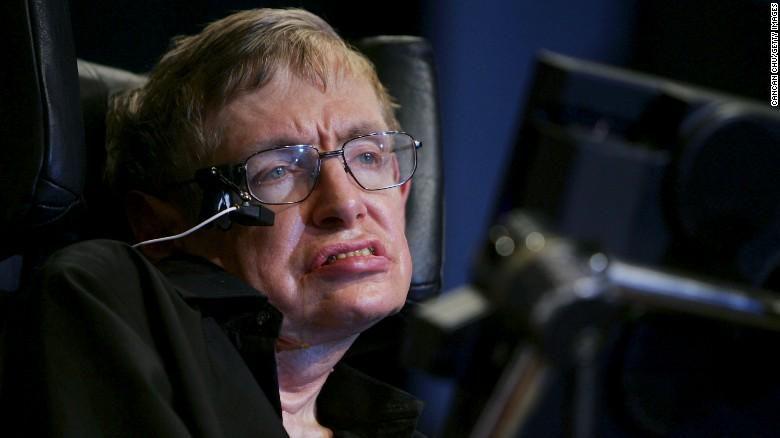 Stephen Hawking: La tecnología aumenta la desigualdad http://cnn.it/1LsOTbq