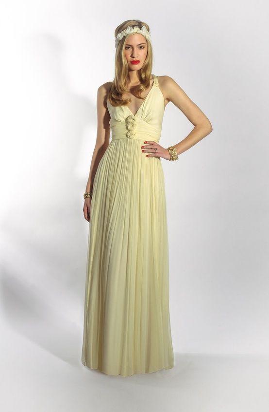 Os presentamos la bellísima colección de Vestidos de Novia de la firma Belle & Bunty.