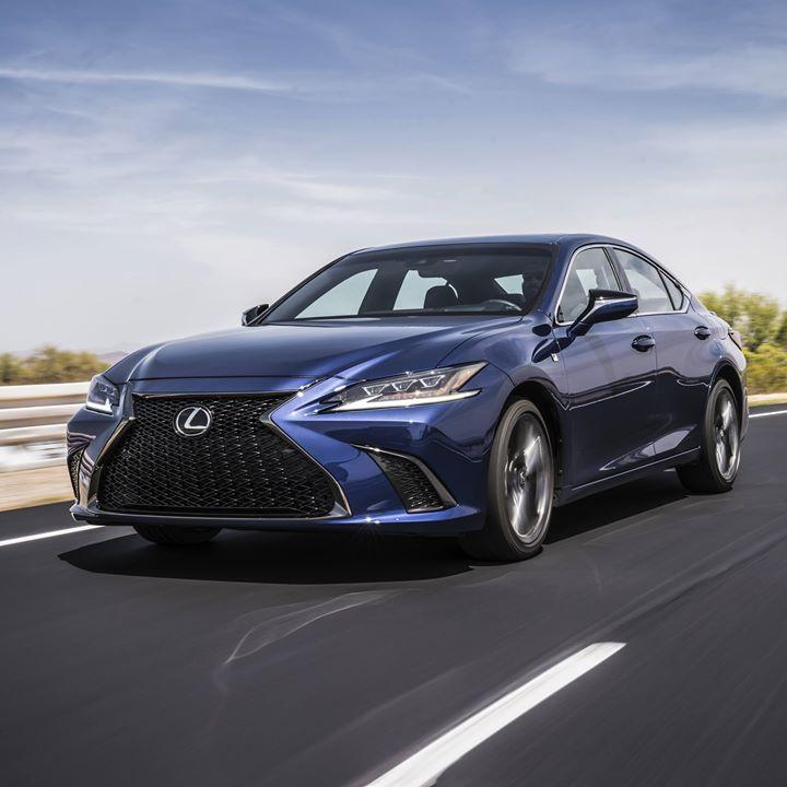 Lexus Sport Sedan: Change Your Idea Of What A Luxury Sedan Looks Like
