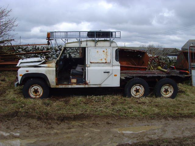 land rover 6x6 chassis - Google Search | Land Rover DEFENDER | Land
