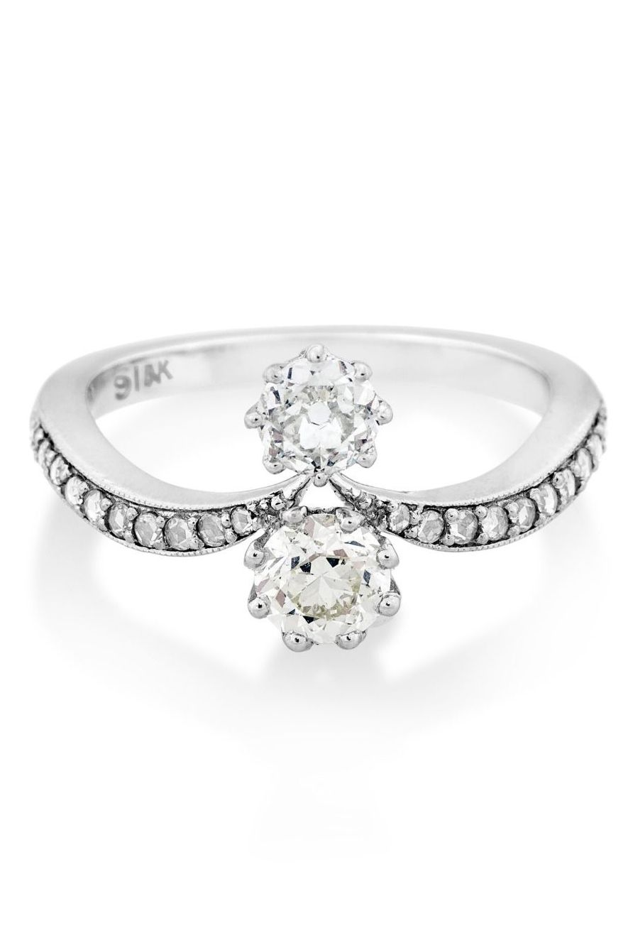 unique and affordable engagement rings alternative
