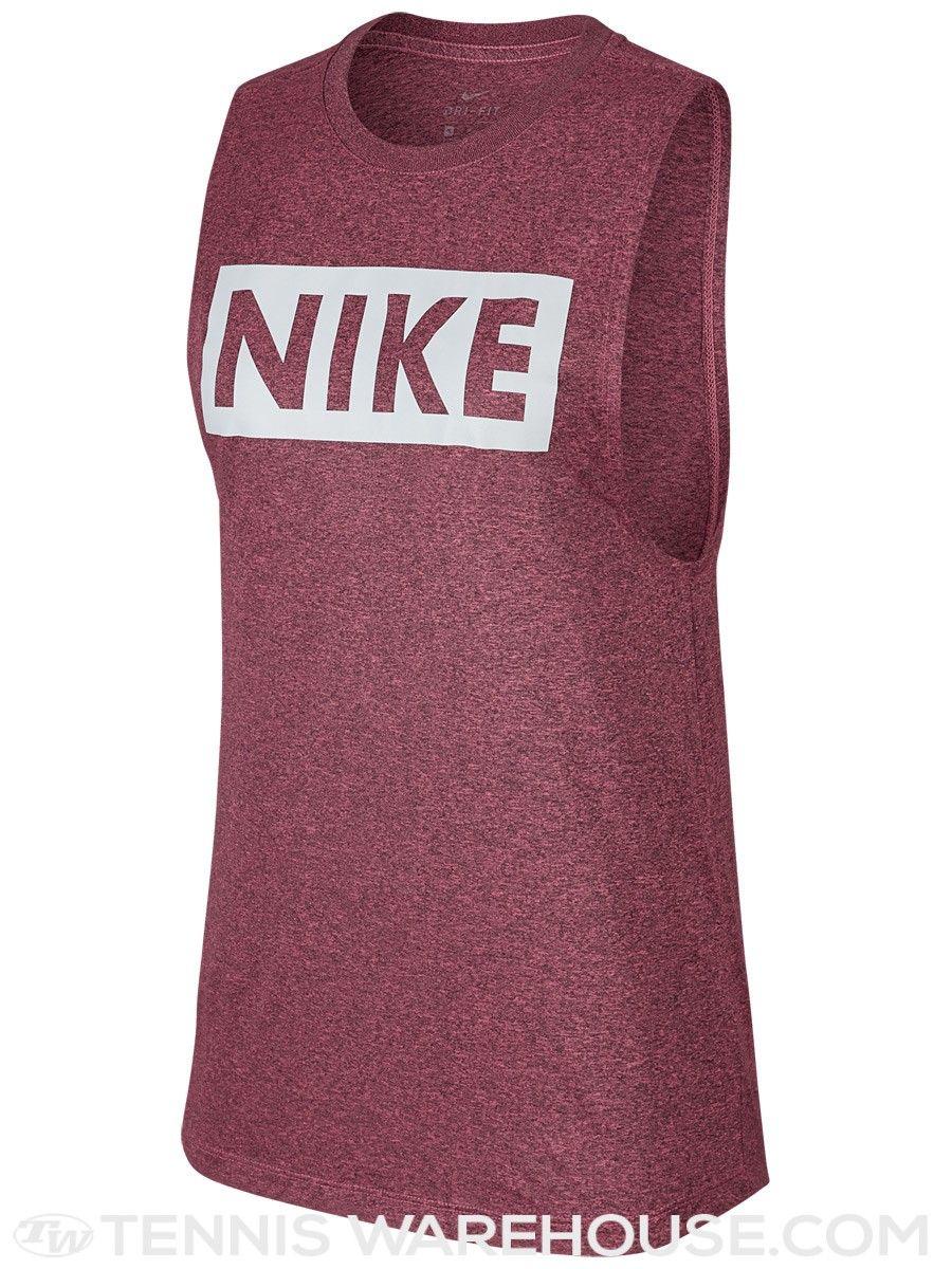 *Nike Women's Spring Legend Muscle Tank