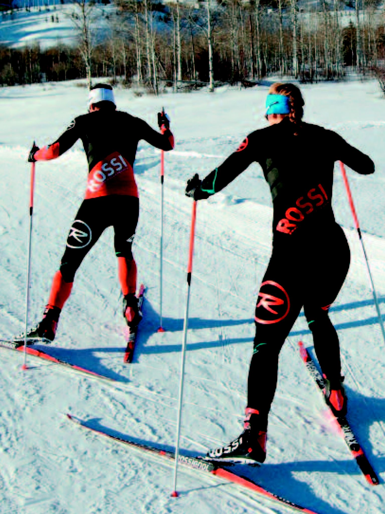 Check Out The Many Cross Country Ski Trails In The Willmarlakesarea Onlyinmn Ski Trails Cross Country Skiing Lake