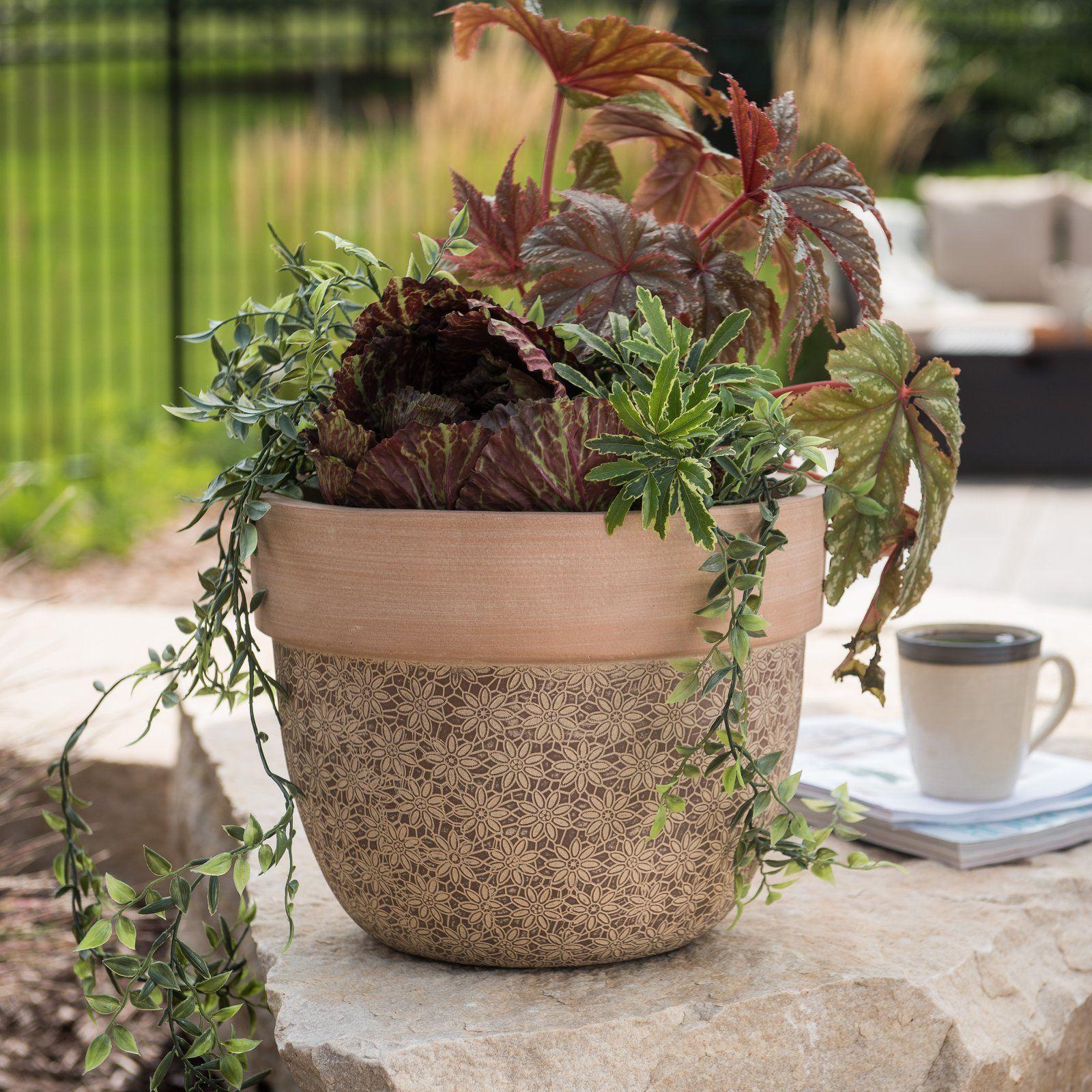 Free 2day shipping buy belham living bellflower ceramic