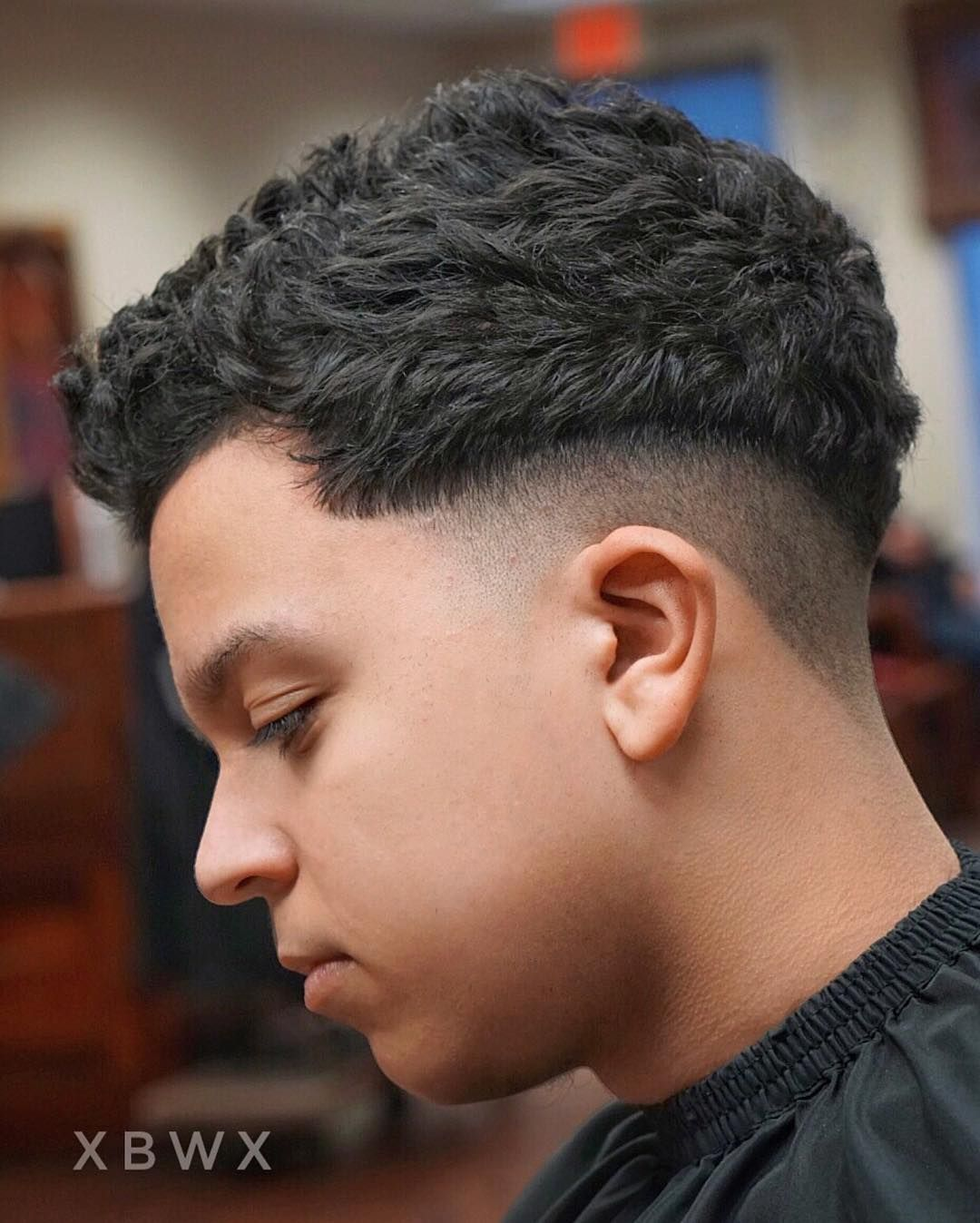 Pin on Cool Haircuts For Men With Curly Hair
