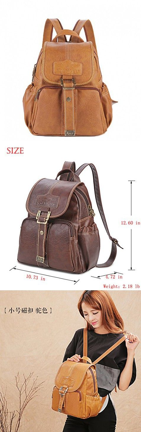 Yaoko Women Fashion Retro College Wind School Bag Outdoor Travel Hiking Dayback Backpack School Bags Bags Womens Fashion