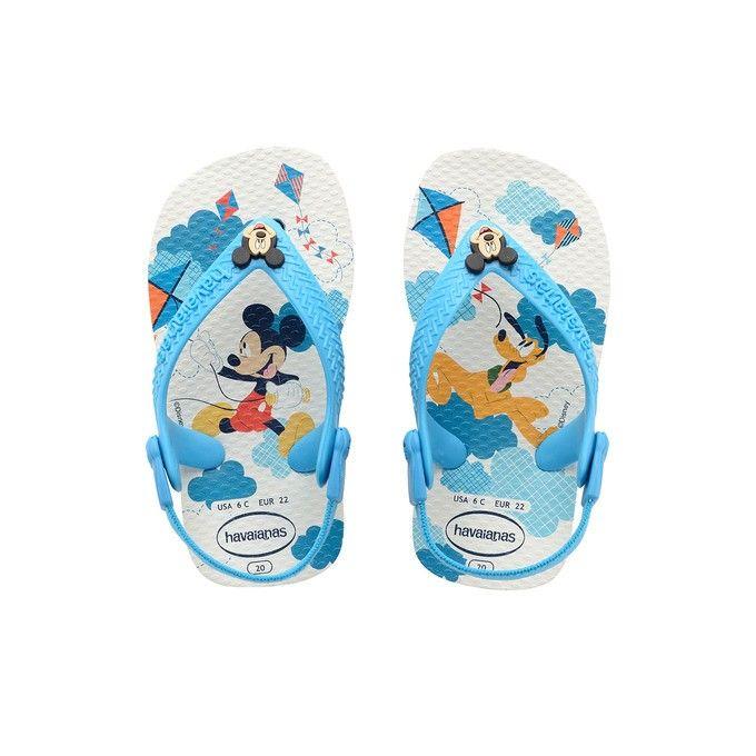ce33a86c4 Chinelos Havaianas Baby Mickey E Minnie para criança | Havaianas® online  Portugal