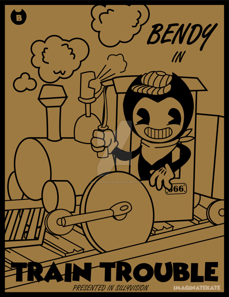 where is the book in bendy and the ink machine