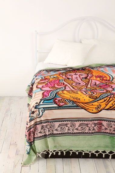 Urban Outfitters - Ganesha Tapestry