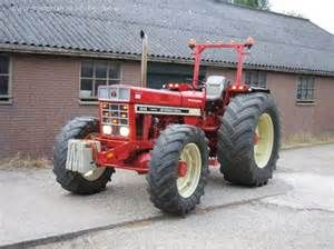 International Harvester 1046 from