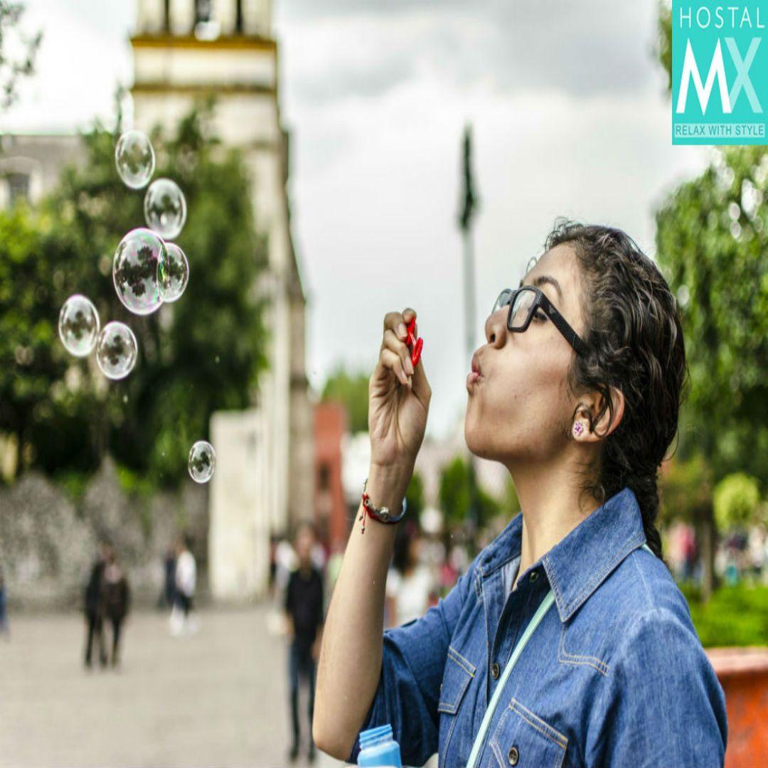 #Coyoacán es un lugar mágico pero también propicio para las mejores vivencias turísticas. Experimenta el pintoresco encanto del entorno del sur de la #CDMX y alójate en el recomendable #HostalMXCoyoacán, conoce nuestra atractiva propuesta de #alojamiento ¡Reserva ya! #turismo# Mexico #ViajarEsVivir  http://www.hostalcoyoacan.com/
