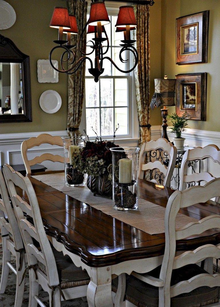 70 amazing french country dining room decor ideas dining decor rh pinterest com