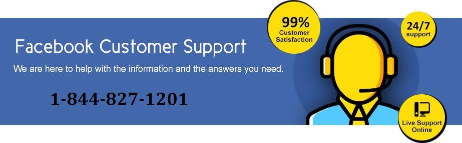 Facebook online customer service chat