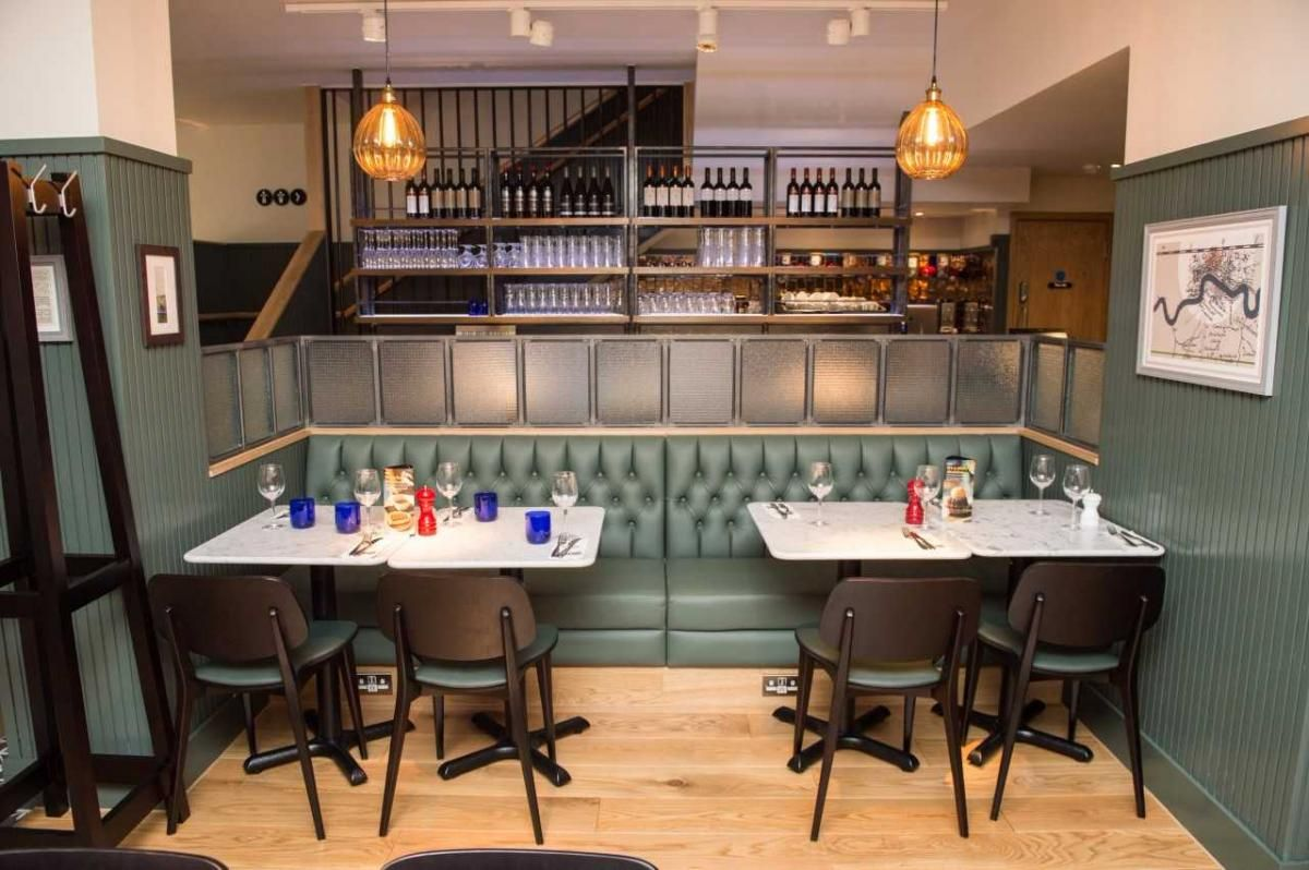See Inside The New Pizzaexpress On Sutton High Street Your