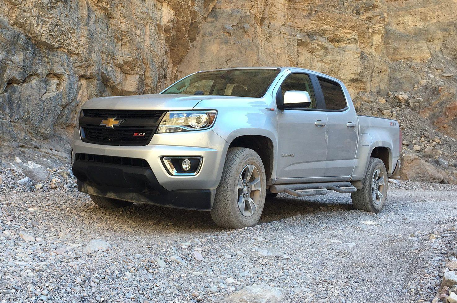 2016 Chevrolet Colorado Z71 Diesel Review Long Term Update 6 Chevrolet Colorado Z71 Chevrolet Colorado Chevrolet