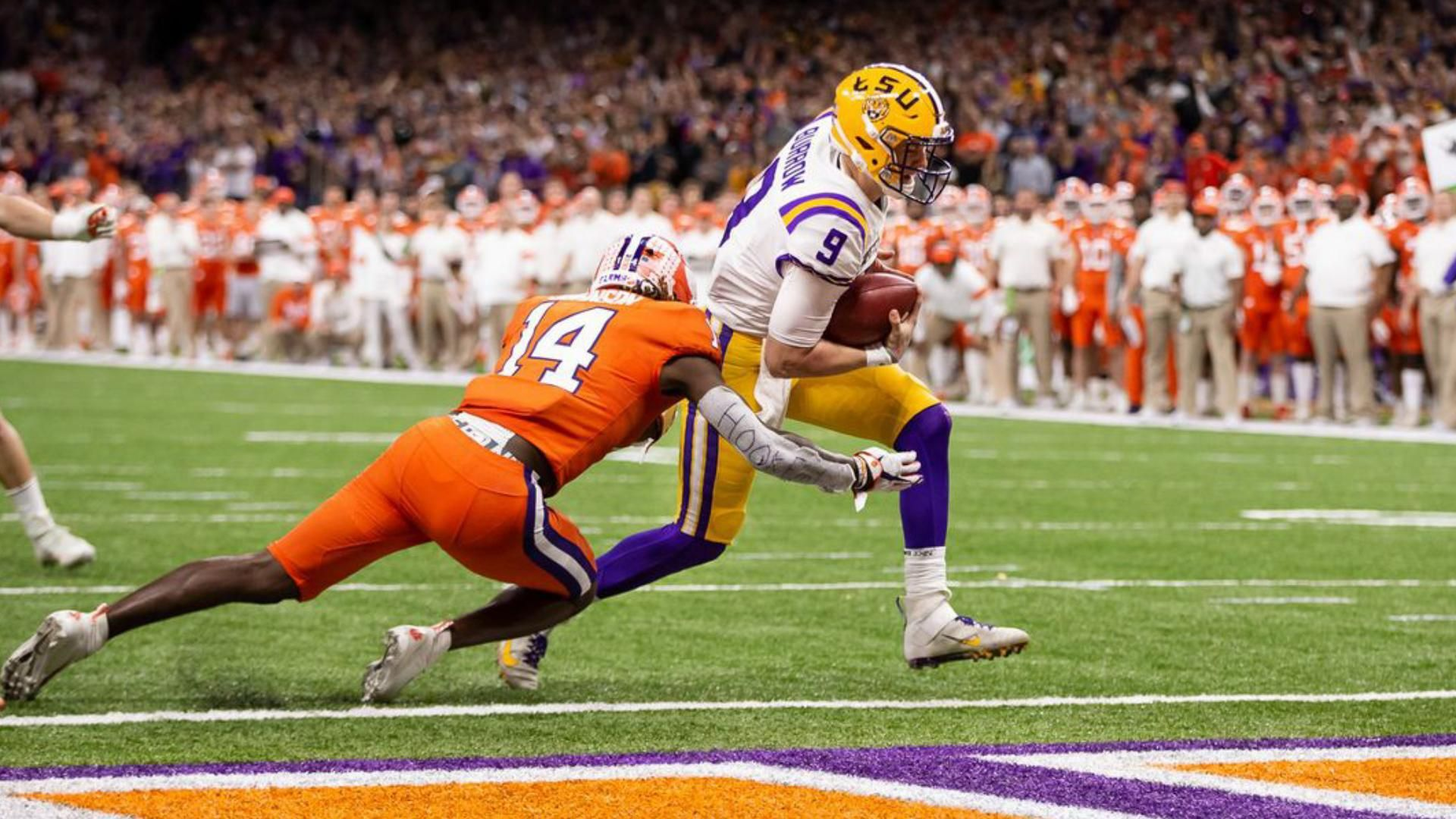 Are The 2019 Lsu Tigers The Best Team In College Football History