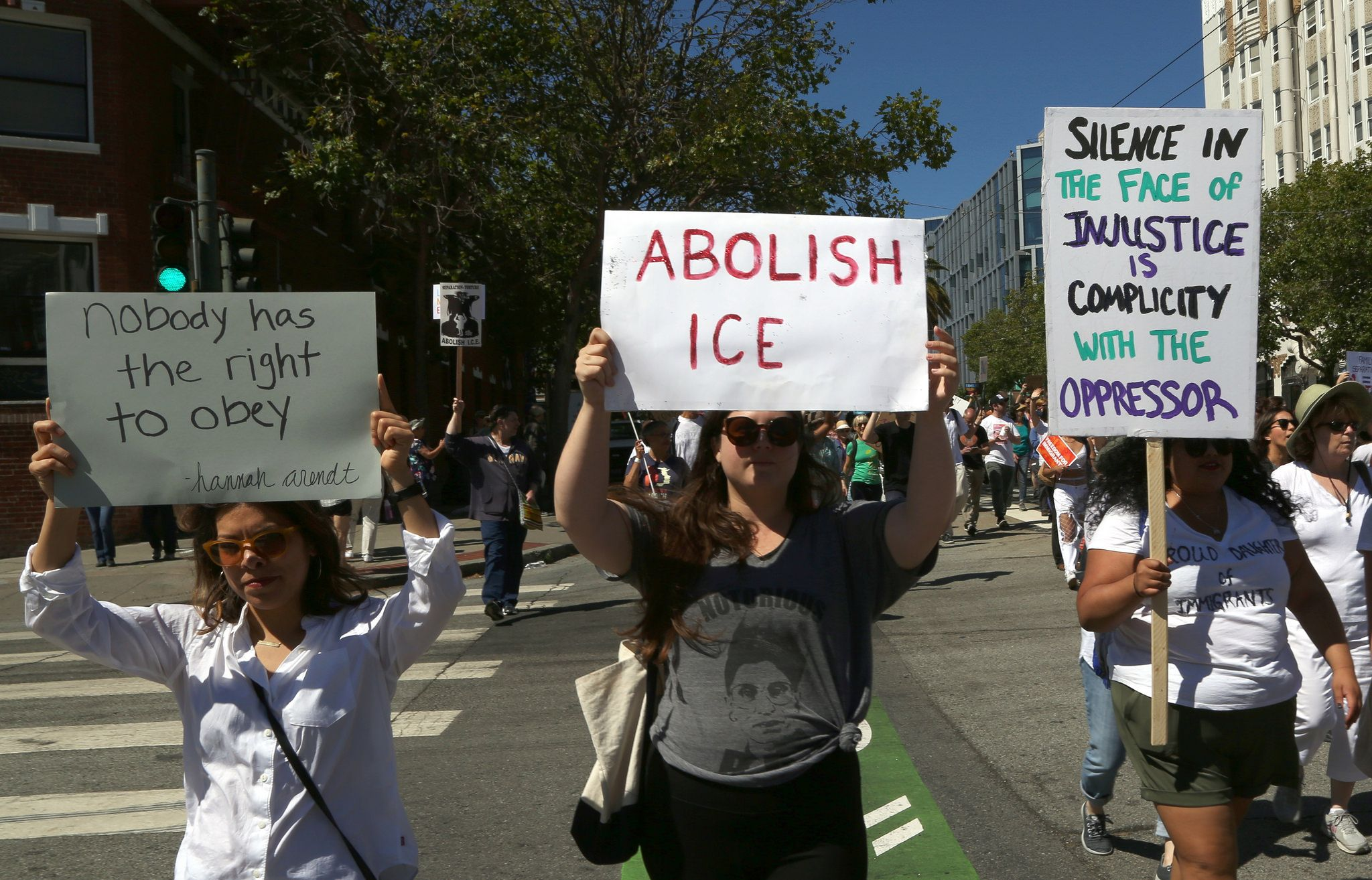 Pin On 2018 06 30 Families Belong Together March And Rally San Francisco