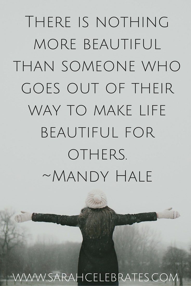 Make Life Beautiful For Others Daily QuotesLove