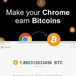 Earn Passive BTC While Surfing | check later | Bitcoin mining