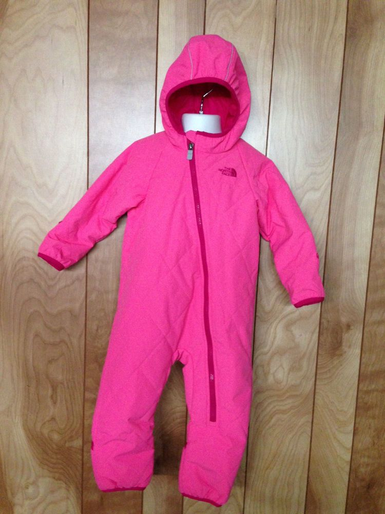 8f454990b TODDLER GIRL'S THE NORTH FACE SNOWSUIT-SIZE: 18-24 MONTHS ...