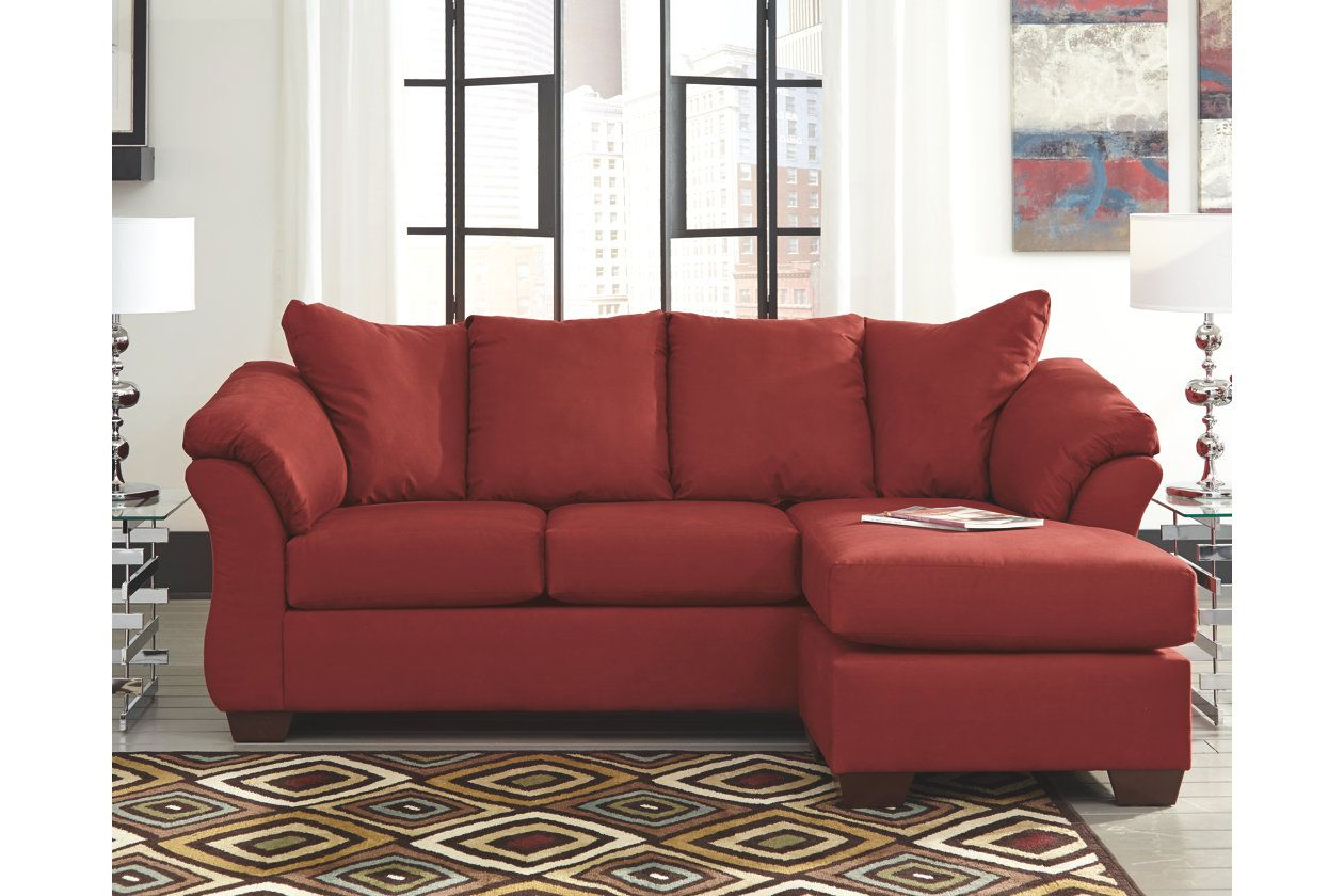 Fabulous Darcy Sofa Chaise Salsa Chaise Sofa Red Sectional Sofa Cjindustries Chair Design For Home Cjindustriesco