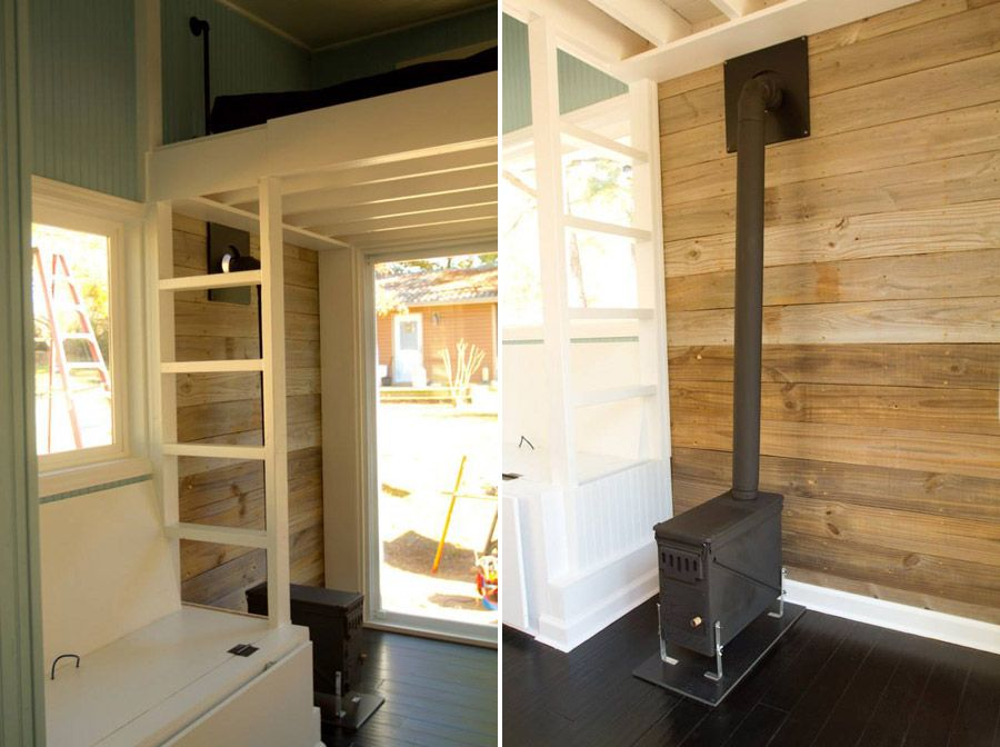 The Wedgie - a very cool 160 sq ft house\u2026 this is an ammo box & The Wedgie - a very cool 160 sq ft house\u2026 this is an ammo box wood ...