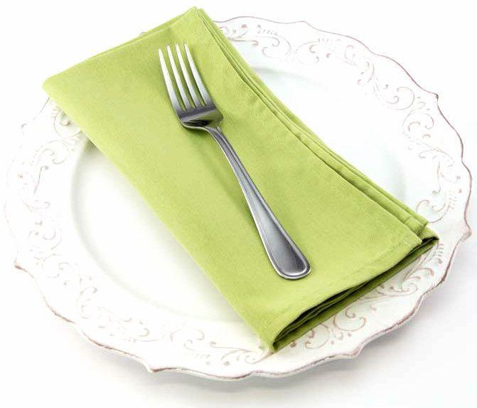 Dinner Napkin in Kiwi