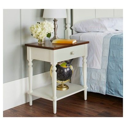 Isabella Nightstand Blue Furniture Bedroom Night Stands Home
