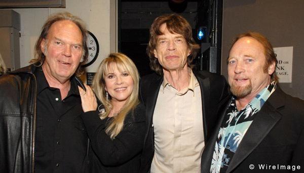 Music Beat On Twitter Stevie Nicks Stevie Neil Young