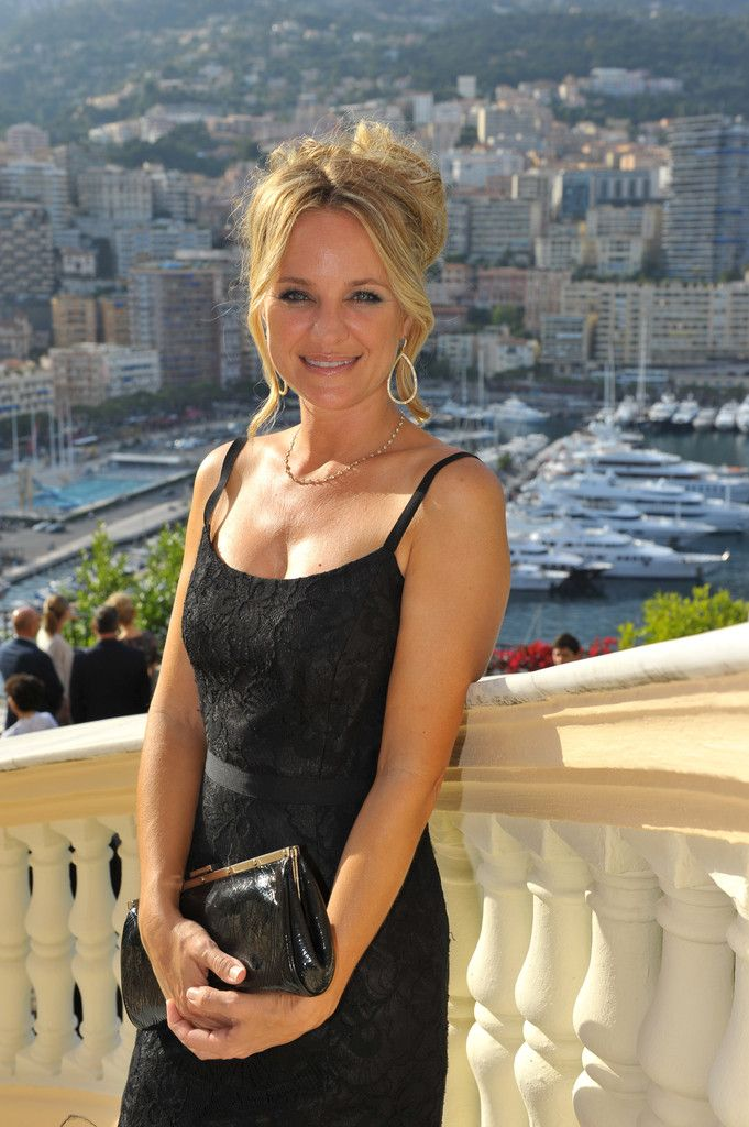 Sharon Case Photos: 'The Mentalist' Photo Call in Monaco