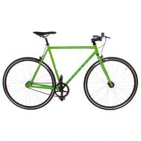 Deal Of The Month Vilano Green Drift Fixed Gear Road Bike Only 260 00 Dealofthemonth Vilano Bike Fi Single Speed Road Bike Road Bicycle Bikes Road Bike